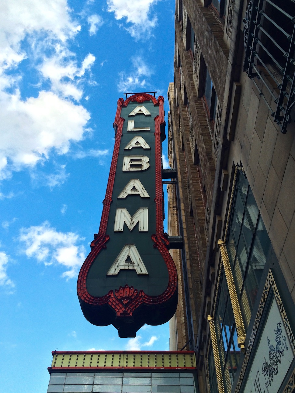 Alabama Theatre Birmingham