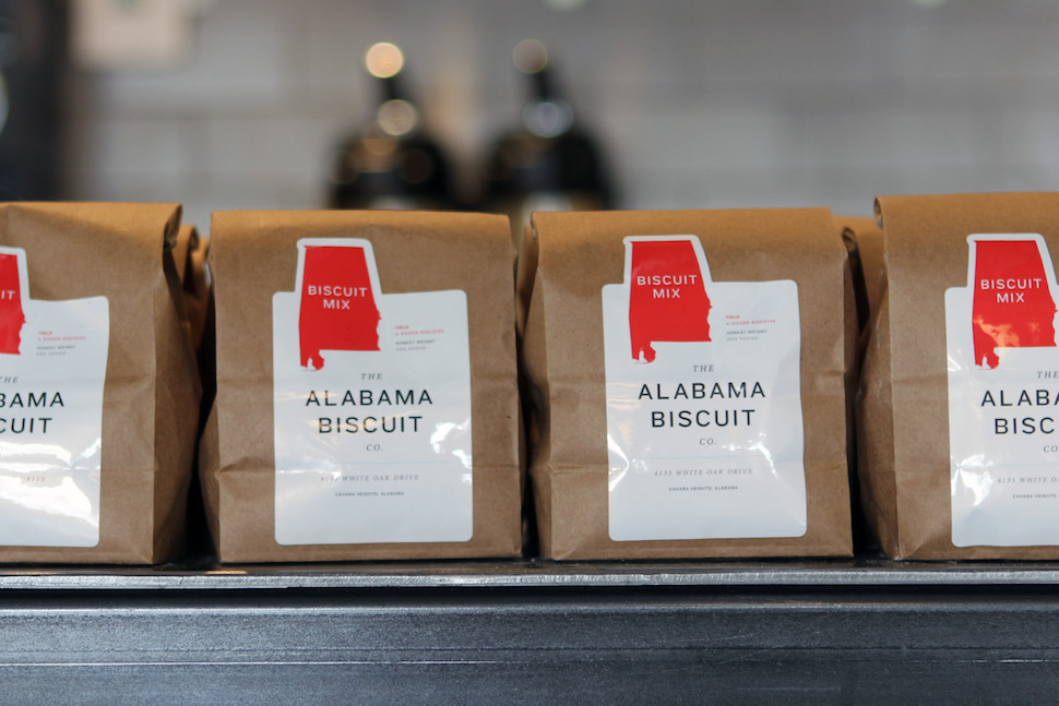 Alabama Biscuit Co. in Birmingham