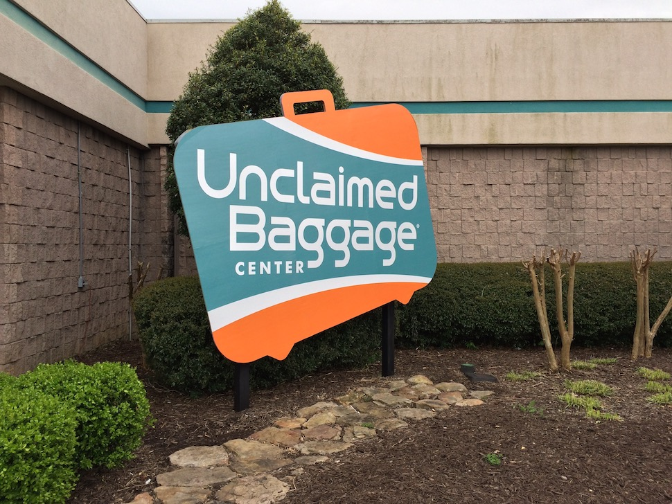 Unclaimed Baggage Center