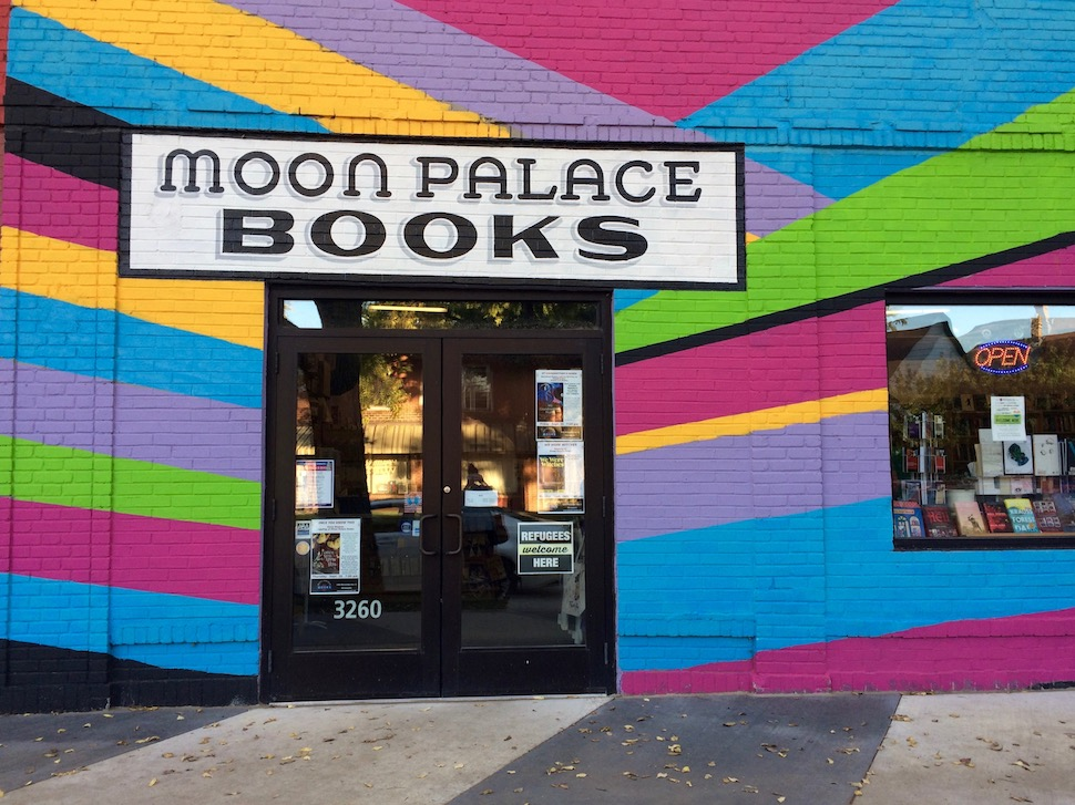Minnehaha Mile | Moon Palace Books
