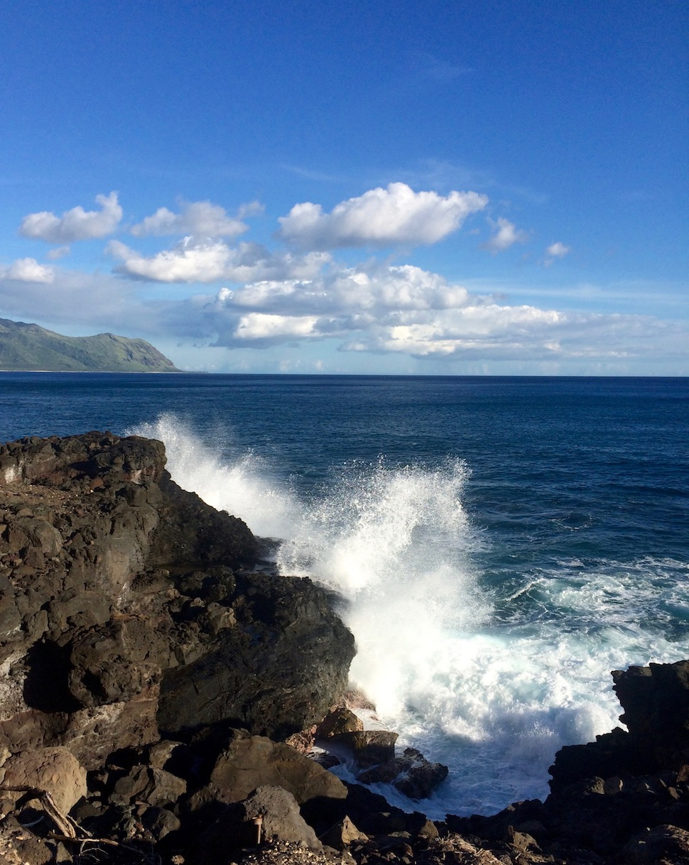 Ka'ena Point Trail