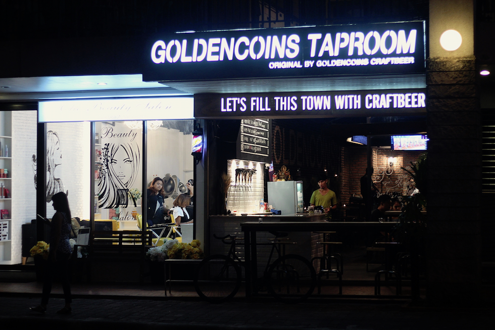 Goldencoins Taproom