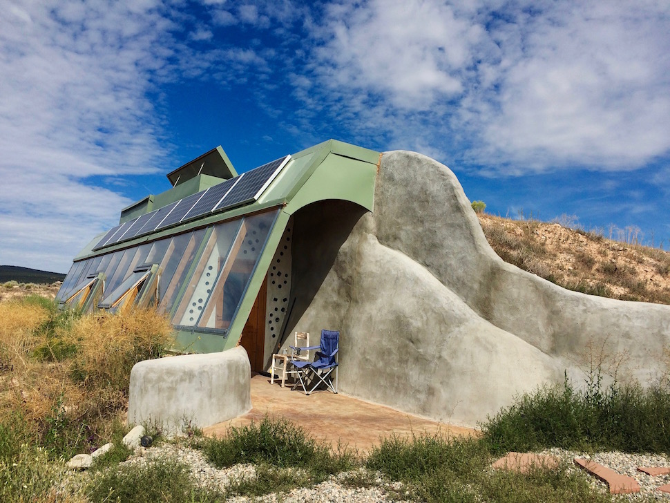 Earthship Biotecture Cartogramme